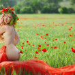 Stock Photo: Beautiful nude woman