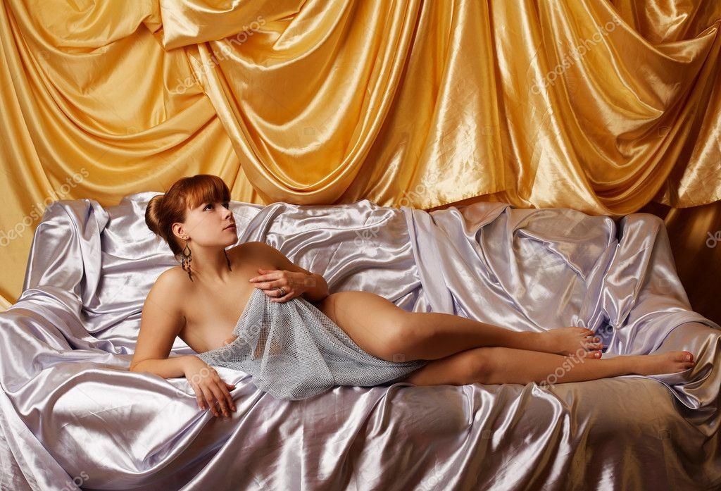Nude thong women free
