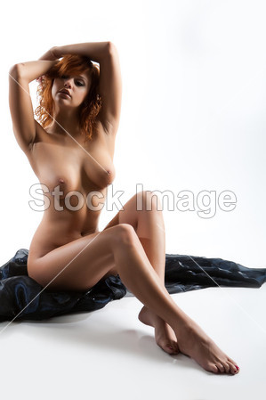 Young Nude Woman